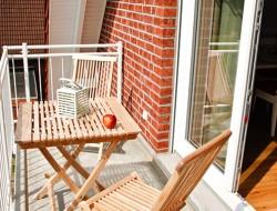 Gala Royal - Balkon