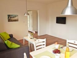 Rubinstar - Wohnzimmer